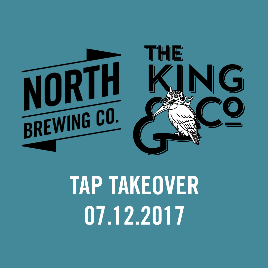 North Brewing Co Tap Takeover